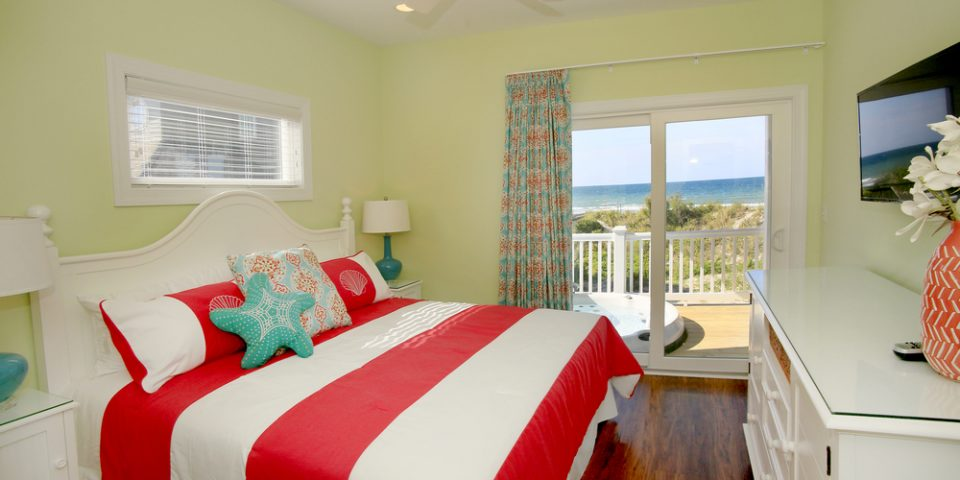 Unique Beachy Bedrooms